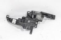 Кронштейн суппорта радиатора левый пластик NISSAN MURANO Z50 2003,2004,2005,2006,2007,2008