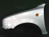 Крыло переднее левое серебро с повторителем NISSAN MICRA / MARCH MICRA II / MARCH II K11 1992,1993,1994,1995,1996,1997,1998,1999,2000,2001,2002