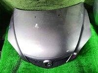 Капот серебро с решеткой радиатора MAZDA AXELA BK 2003,2004,2005,2006,2007,2008,2009