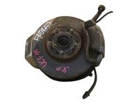 Кулак поворотный левый в сборе диск, суппорт LEXUS LS I 400 F10 1989-1994