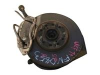 Кулак поворотный правый в сборе диск, суппорт LEXUS LS I 400 F10 1989-1994