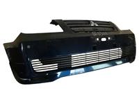 Бампер передний синий в сборе с решеткой радиатора и решеткой MITSUBISHI DION