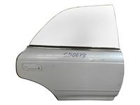 Дверь задняя правая белая в сборе TOYOTA MARK II X90 1992-1996