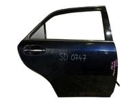 Дверь задняя правая синяя в сборе TOYOTA CROWN S200 2008-2012