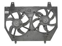 Диффузор радиатора охлаждения в сборе NISSAN SERENA III C25 2005,2006,2007,2008,2009,2010,2011,2012,2013,2014,2015,2016