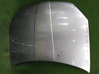 Капот серебро (царапины, замят) NISSAN WINGROAD II Y11 1999,2000,2001,2002,2003,2004,2005