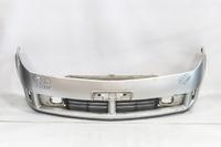 Бампер передний серебро NISSAN WINGROAD II Y11 1999,2000,2001,2002,2003,2004,2005