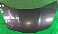 Капот бордовый HONDA JAZZ II GG / GP 2008,2009,2010,2011,2012,2013,2014