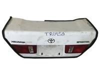 Крышка багажника белая с фонарями TOYOTA SPRINTER E110 1995-2000