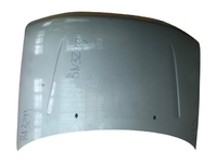 Капот серо-голубой (вмятина) NISSAN CUBE I Z10 1998,1999,2000,2001,2002