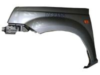 Крыло переднее левое серое с отв. под зеркало, с повторителем NISSAN X-TRAIL T30 2001,2002,2003,2004,2005,2006,2007