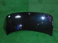 Капот черный MITSUBISHI EK SPORT / EK WAGON H82W 2006,2007,2008,2009,2010,2011,2012,2013