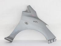 Крыло переднее правое серебро с повторителем (хорошее состояние) MAZDA DEMIO DE 2007,2008,2009,2010,2011,2012,2013,2014