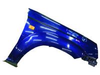 Крыло переднее правое синее с повторителем NISSAN X-TRAIL T30 2001,2002,2003,2004,2005,2006,2007