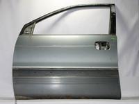 Дверь передняя левая серебро MITSUBISHI SPACE WAGON / CHARIOT GRANDIS SPACE WAGON / CHARIOT II 91-97 N44W 1991,1992,1993,1994,1995,1996,1997