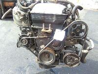 Двигатель (мотор) 2.0 FS-DE HB8627, 68000 км. в сборе MAZDA MPV LW 1999,2000,2001,2002,2003,2004,2005,2006