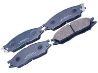 Колодки тормозные передние NISSAN ALMERA CLASSIC B10 2006,2007,2008,2009,2010,2011,2012