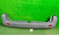 Бампер задний черный с катафотами (пластик потерт, лом крепление) TOYOTA NOAH / VOXY NOAH LITE / TOWNACE R40 / R50 1996-2008