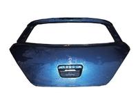 Крышка багажника синяя NISSAN TIIDA LATIO SC11 2004,2005,2006,2007,2008,2009,2010,2011,2012