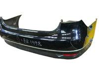 Бампер задний черный с катафотами NISSAN BLUEBIRD SYLPHY II G11 2005,2006,2007,2008,2009,2010,2011,2012