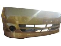 Бампер передний оранжевый с губой NISSAN SERENA III C25 2005,2006,2007,2008,2009,2010,2011,2012,2013,2014,2015,2016