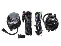Фара противотуманная (ПТФ) левая+правая тюнинг, комплект, диодная, с проводкой и кнопкой TOYOTA AURIS E180 2013-2018
