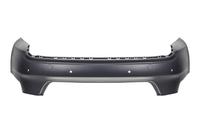 Бампер задний с отв. под парктроник AUDI A4 B8 2011,2012,2013,2014,2015