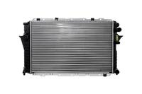 Радиатор охлаждения AUDI A6 C5 1997,1998,1999,2000,2001,2002,2003,2004,2005