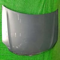 Капот серый в сборе с шумоизоляцией и решеткой радиатора (скол) NISSAN TEANA J31 2003,2004,2005