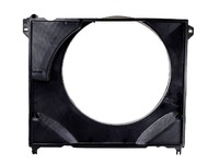 Диффузор вентилятора охлаждения радиатора TOYOTA HILUX N110 / N120 / N130 2015-н.в.