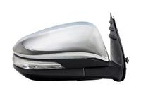 Зеркало заднего вида (боковое) правое электро, 5 контактов, с повторителем поворота TOYOTA HILUX N110 / N120 / N130 2015-н.в.