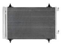 Радиатор кондиционера CITROEN BERLINGO B9 2008-н.в. 2008,2009,2010,2011,2012,2013,2014,2015,2016,2017,2018,2019,2020,2021