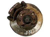 Кулак поворотный левый в сборе диск, суппорт NISSAN SERENA I C23 1991,1992,1993,1994,1995,1996,1997,1998,1999,2000,2001,2002