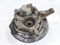 Кулак поворотный правый в сборе со ступицей, диск, суппорт, 2WD MITSUBISHI LANCER VIII CK 1996,1997,1998,1999,2000,2001,2002,2003