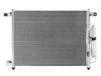 Радиатор кондиционера CHEVROLET AVEO T250 / T255 2006,2007,2008,2009,2010,2011,2012,2013,2014,2015