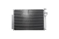 Радиатор кондиционера CHEVROLET CAPTIVA C100 2006,2007,2008,2009,2010,2011