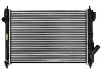 Радиатор охлаждения CHEVROLET AVEO T250 / T255 2006,2007,2008,2009,2010,2011,2012,2013,2014,2015