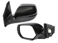 Зеркало заднего вида (боковое) левое электро, 7 контактов, с повторителем поворота и подогревом HONDA CR-V IV RE / RM 2012,2013,2014,2015