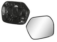 Стекло бокового зеркала левого с подогревом HONDA CR-V III RE 2006,2007,2008,2009,2010,2011,2012