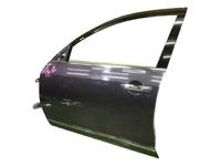 Дверь передняя левая фиолетовая в сборе NISSAN TEANA J32 2008,2009,2010,2011