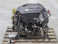 Двигатель (мотор) 3.0 2JZ-FSE GH1384, L3223904, со стартером, генератором, вискомуфтой, ГУР-ом, катушками и ГТД 2WD АКПП в сборе TOYOTA CROWN S170 1999-2007
