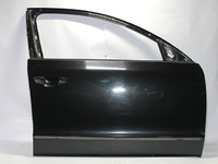 Дверь передняя правая черная SKODA SUPERB II 3T 2008,2009,2010,2011,2012,2013,2014,2015