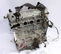 Двигатель (мотор) 2.0 LF-VDS без навесного, 58000 км. MAZDA 3 BL 2011,2012,2013