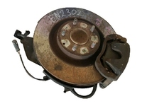 Кулак поворотный правый в сборе со ступицей, диск, суппорт MAZDA RX-8
