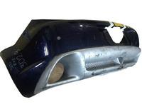 Бампер задний синий в сборе (потертости) MAZDA RX-8