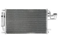 Радиатор кондиционера HYUNDAI TUCSON I JM 2004,2005,2006,2007,2008,2009,2010