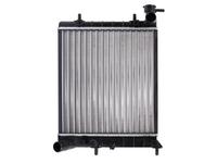 Радиатор охлаждения HYUNDAI ACCENT II LC 2000,2001,2002,2003,2004,2005,2006,2007,2008,2009,2010,2011,2012