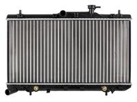 Радиатор охлаждения длинный HYUNDAI ACCENT II LC 2000,2001,2002,2003,2004,2005,2006,2007,2008,2009,2010,2011,2012