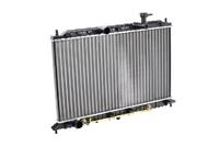 Радиатор охлаждения KIA RIO II JB 2005,2006,2007,2008,2009,2010,2011