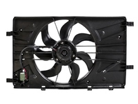 Вентилятор охлаждения радиатора CHEVROLET CRUZE J300 2009,2010,2011,2012,2013,2014,2015,2016